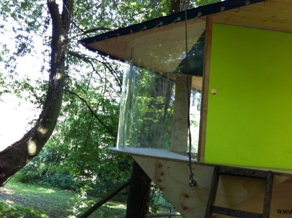 Baumhaus Architekturbüro unsere referenzen im holz und glasbau trennwandsysteme hein